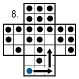 peg solitaire move 8